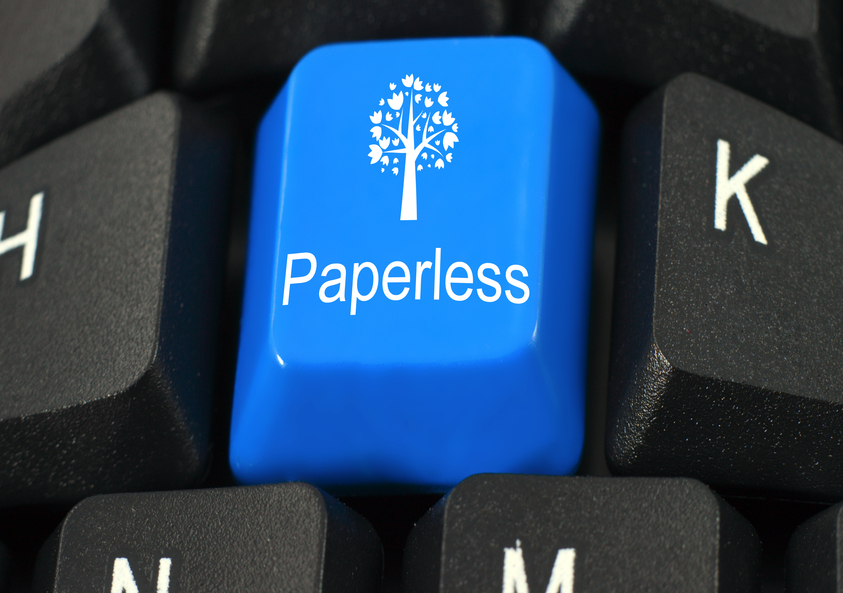Tips for going paperless