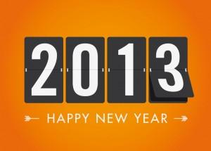 Bring On 2013!