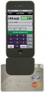 iMag Pro card reader for iOS