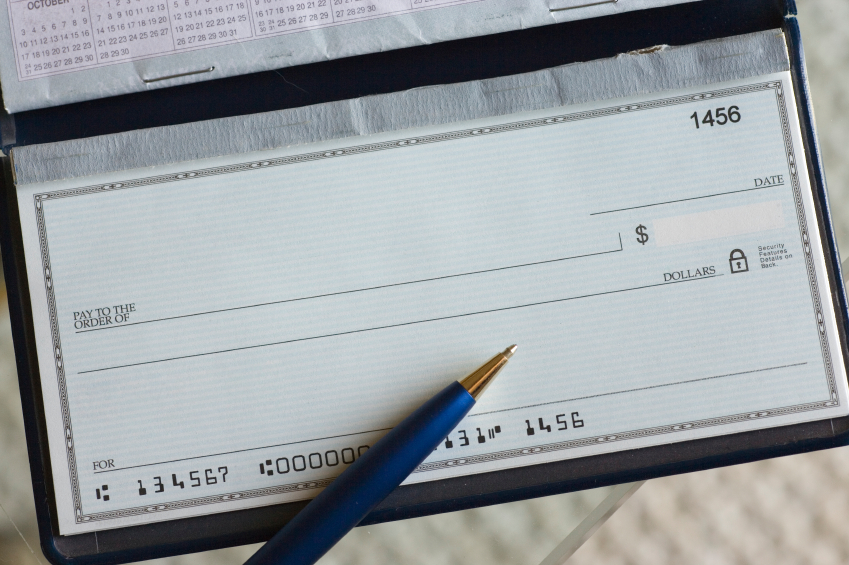 Learn to get rid of paper checks
